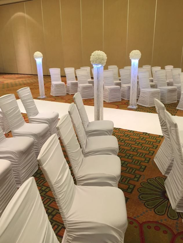 Rouge Chair Covers