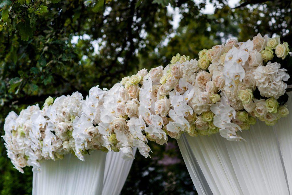 Chuppah Floral Design