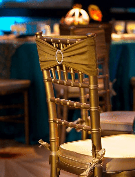 Chair Cover Rentals in Chicago