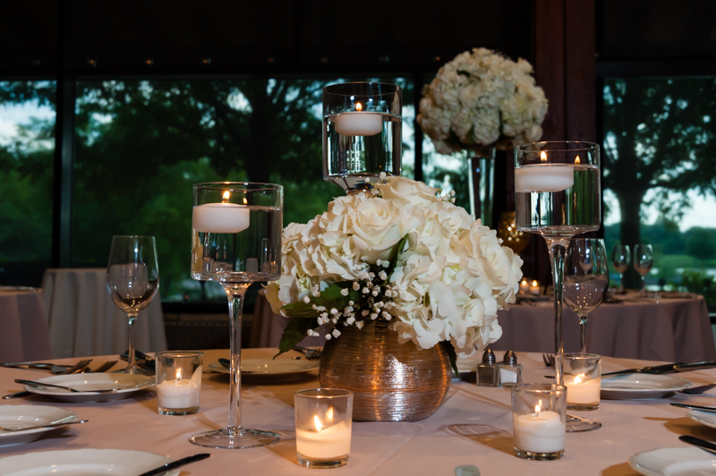 wedding centerpieces chicago