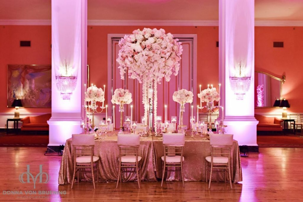 wedding decor rental chicago best chicago wedding decoration rentals ags event creations 9002