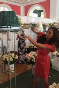 Karen Tran The floral experience