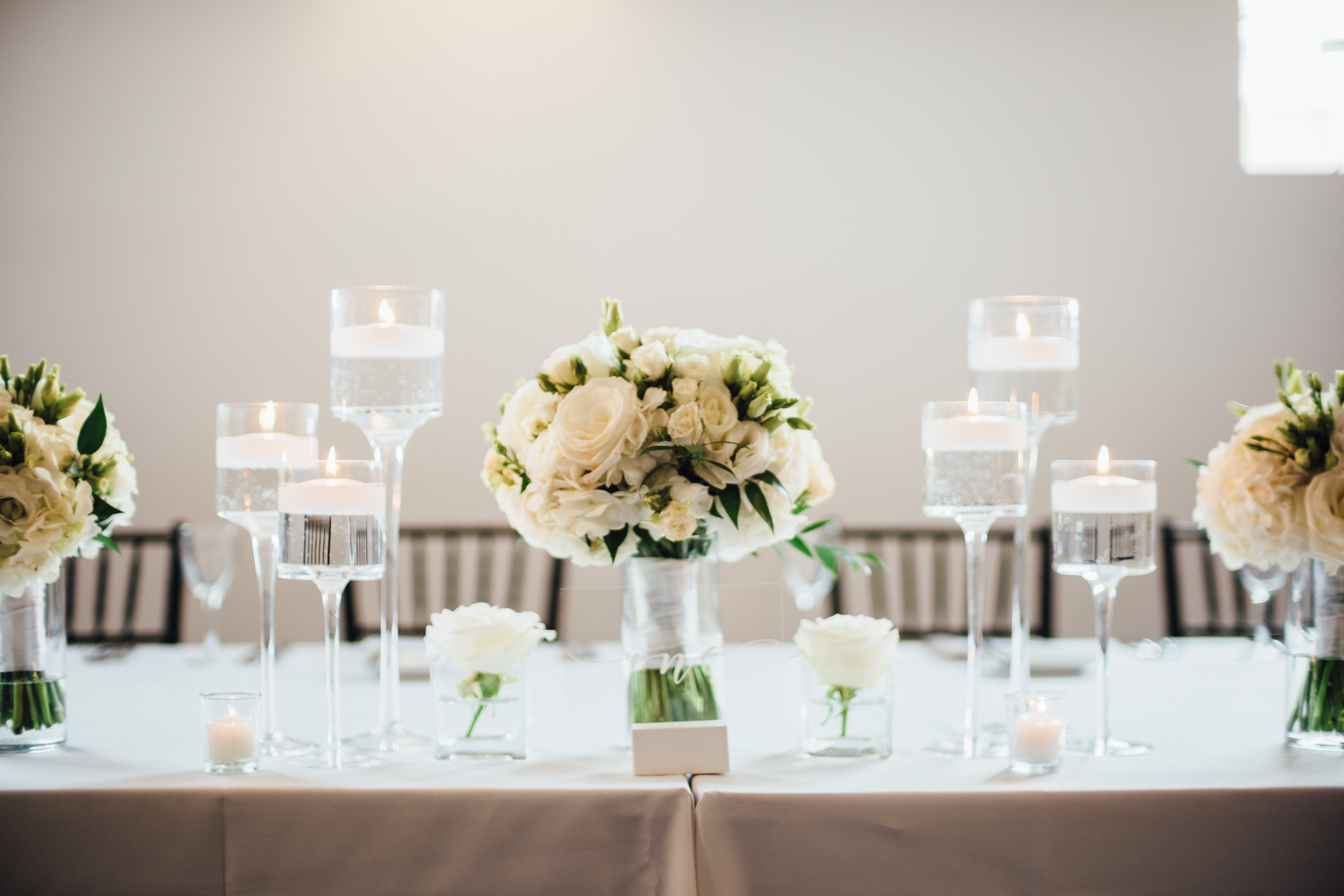 head table decoration rentals chicago