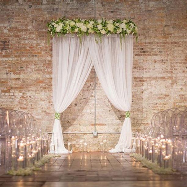 wedding ceremony rentals