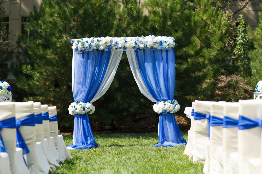 ceremony arch rentals chicago