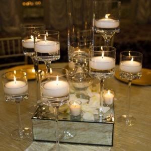candle holder rentals