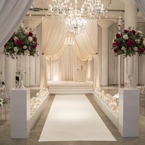 wedding centerpiece chicago